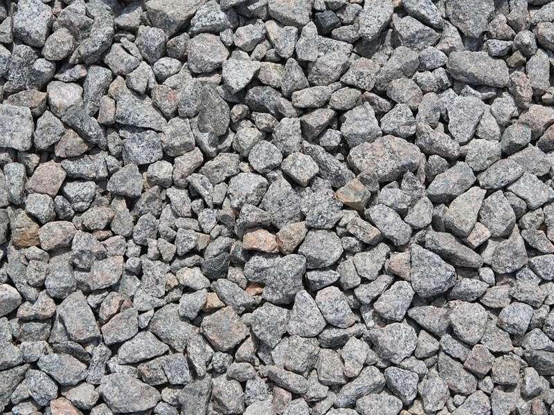 Pedra, cascalho